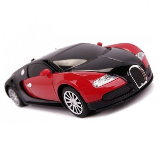 samoch d rc bugatti veyron licencja 1 24. Black Bedroom Furniture Sets. Home Design Ideas