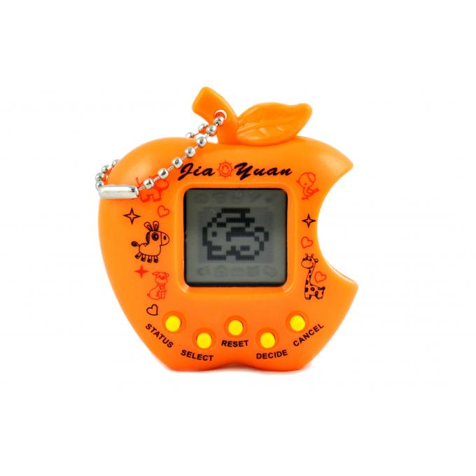 Zabawka Tamagotchi elektroniczna gra  jabłko 49w1
