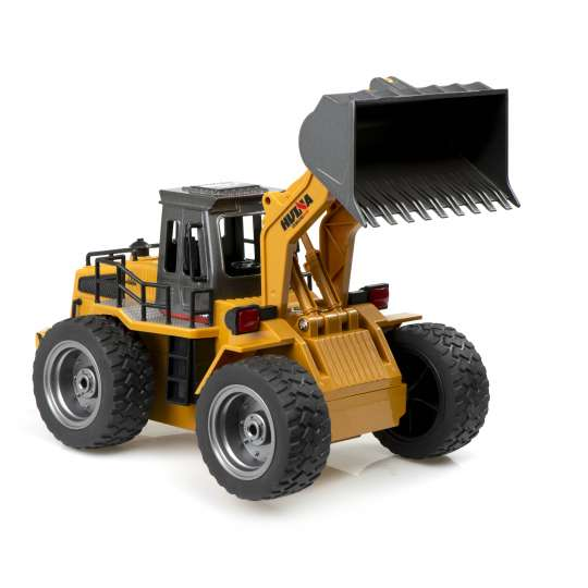 Topnotch Buldożer Koparka RC H-Toys 1520 6CH 27/40Mhz 1:18 HF92