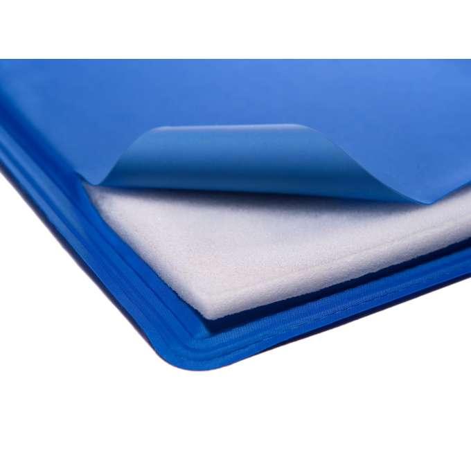Mata chłodząca dla zwierząt niebieska 30x40cm