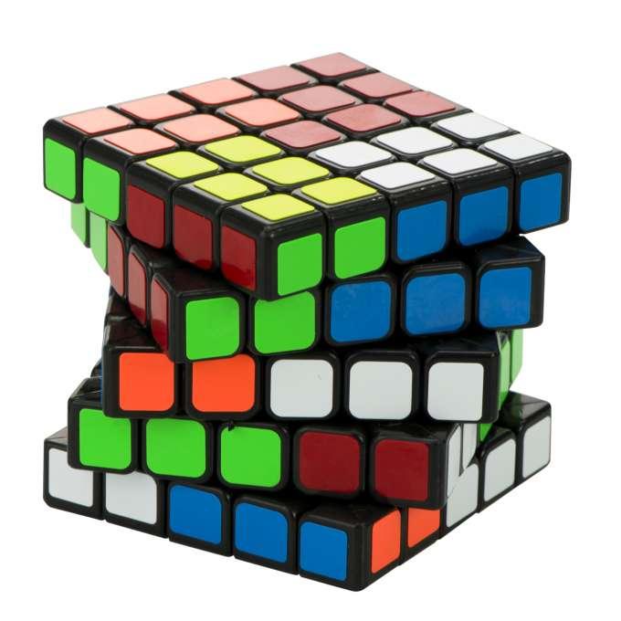 Gra logiczna Kostka łamigłówka 6,2x6,2cmx6,2cm