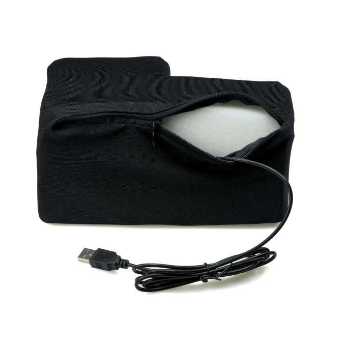 Klawisz ENTER duża antystresowa poduszka USB